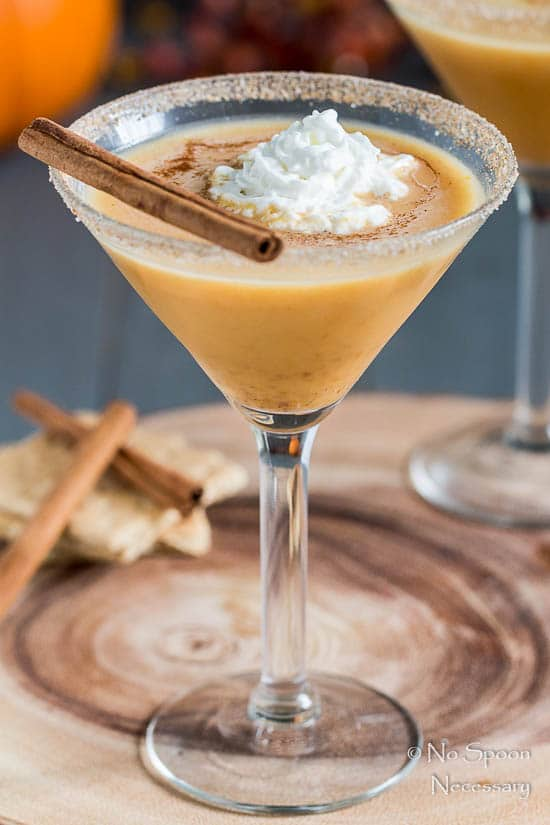 Pumpkin Pie Martini-102