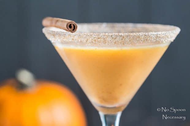 Pumpkin Pie Martini-33