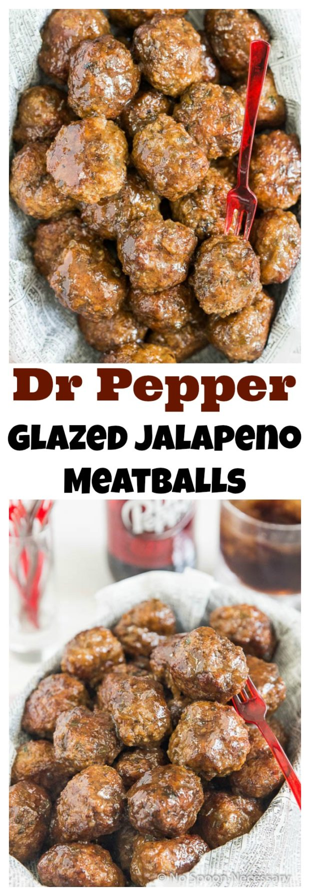 Dr Pepper Glazed Jalapeno Meatballs 1