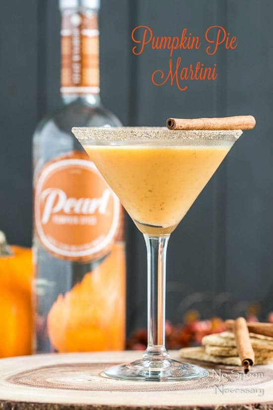 Pumpkin Pie Martini 5