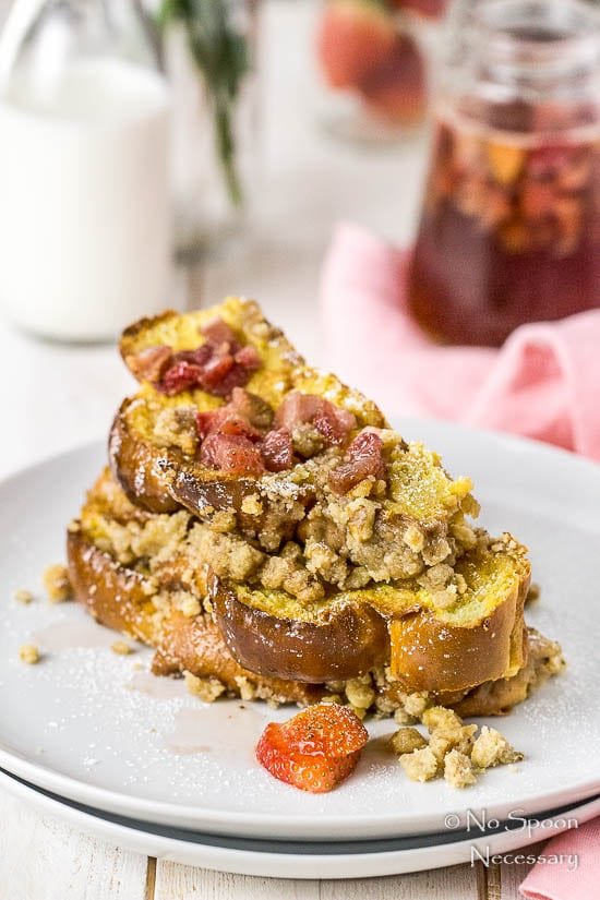 Baked Salted Caramel Irish Cream French Toast-94