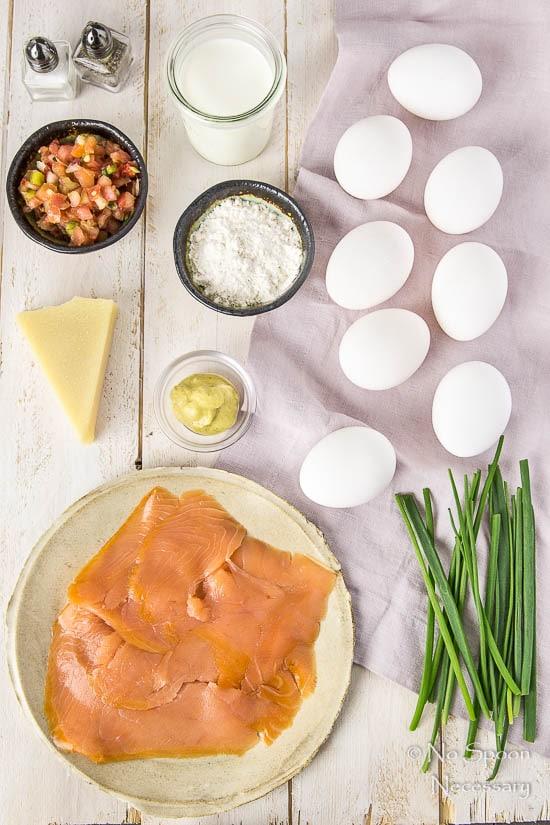 Gravlox & Chive Egg Roulade-22