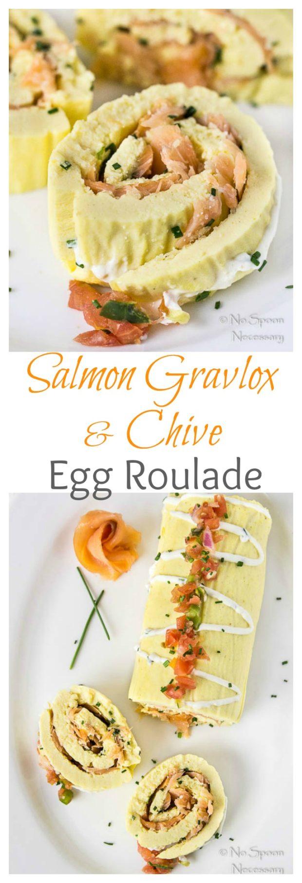 Gravlox & Chive Egg Roulade-long pin1