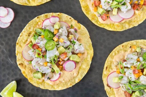 Baja Shrimp Ceviche Tostadas - Final-144