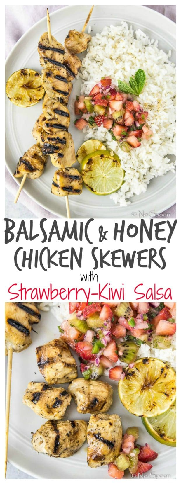 Honey-Balsamic Chicken Skewers with Strawberry Kiwi Jalapeno Salsa- long pin3
