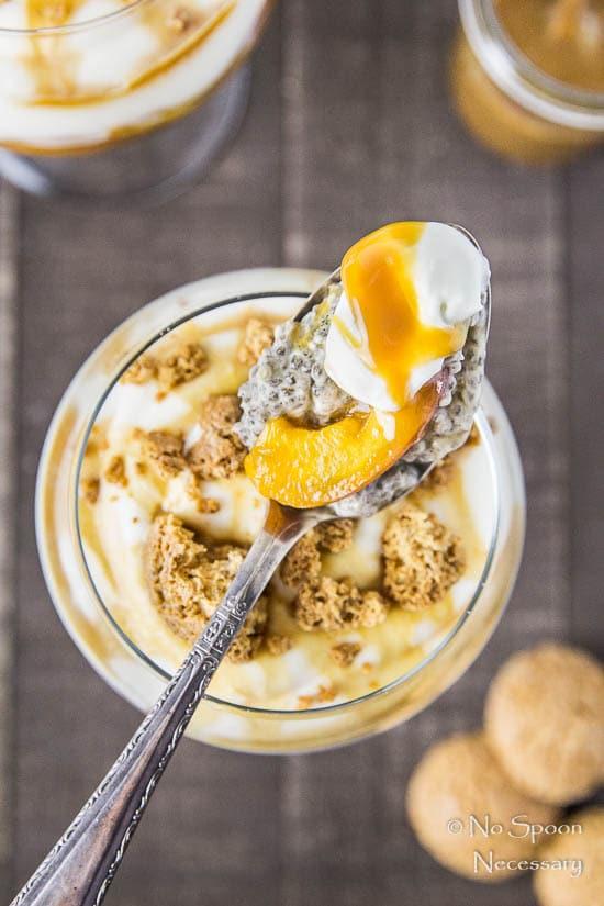Amaretto Peaches & Cream Chia Pudding Trifle-217