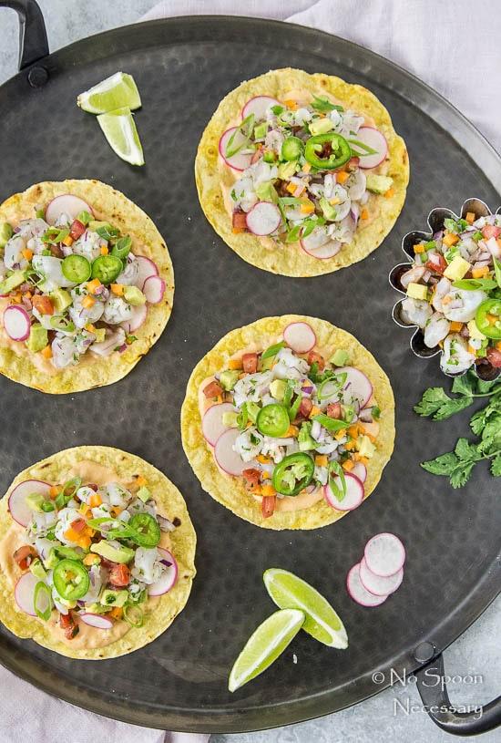 Baja Shrimp Ceviche Tostadas - Final-39