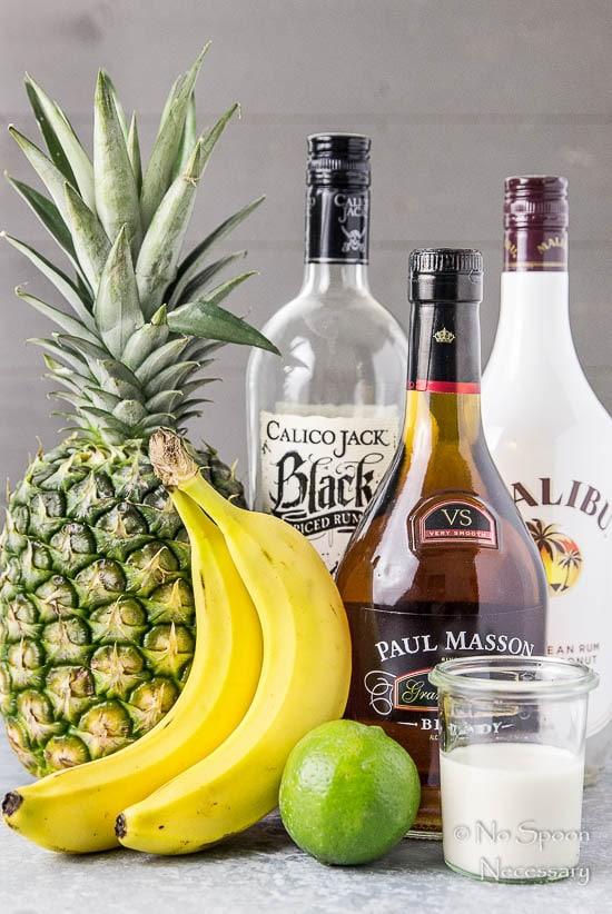 Boozy Banana Dole Whip-8