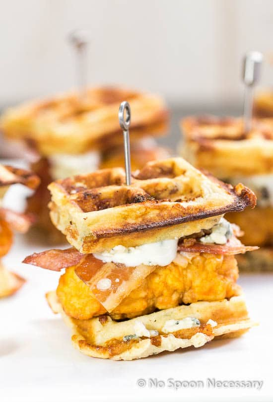 Chicken & Waffle Sliders 2-25