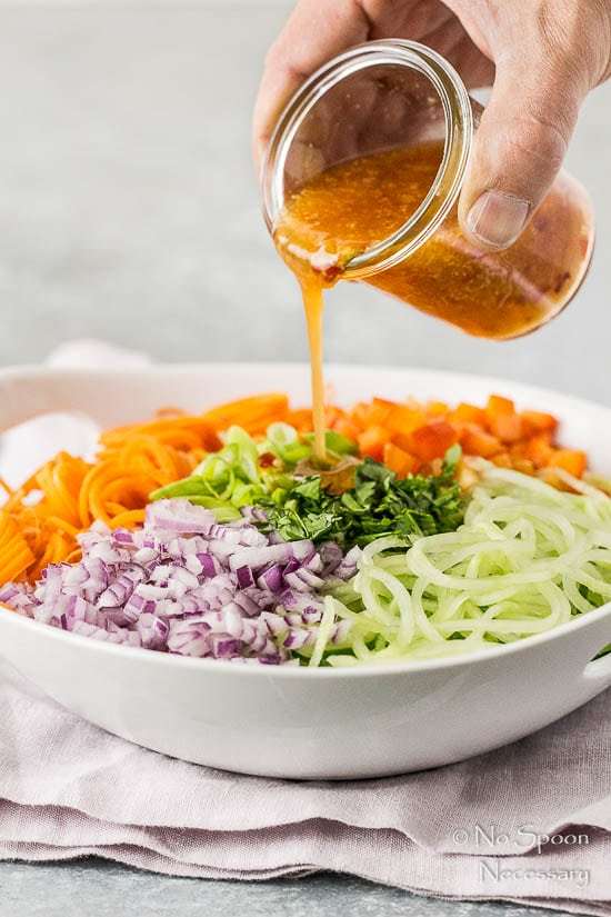 Thai Roasted Crispy Chickpeas with Cucumber & Carrot Noodle Salad-23