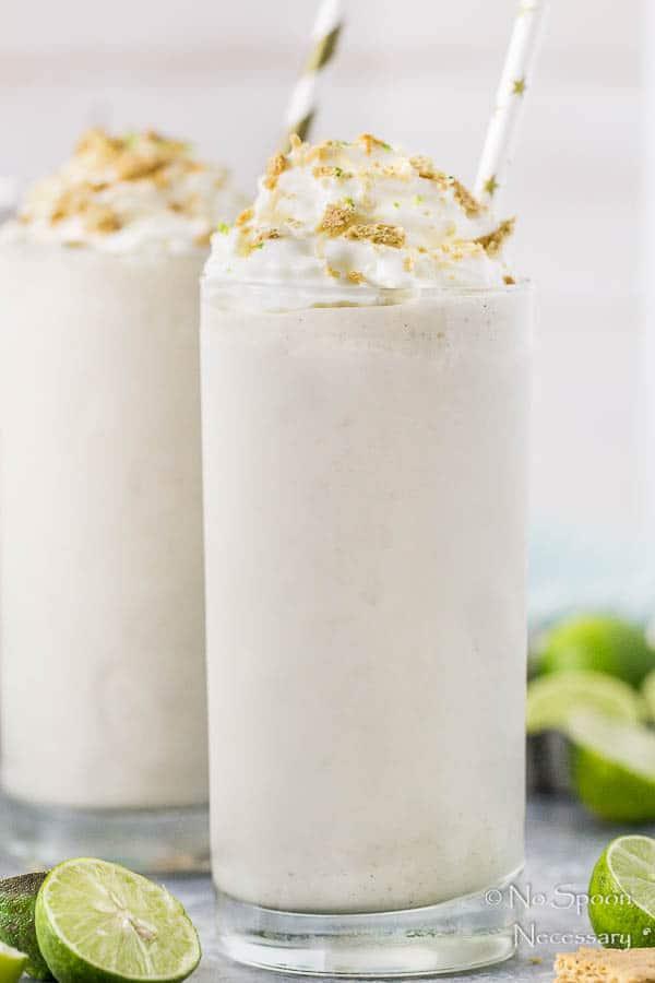 Coconut Key Lime Pie Boozy Milkshake-29