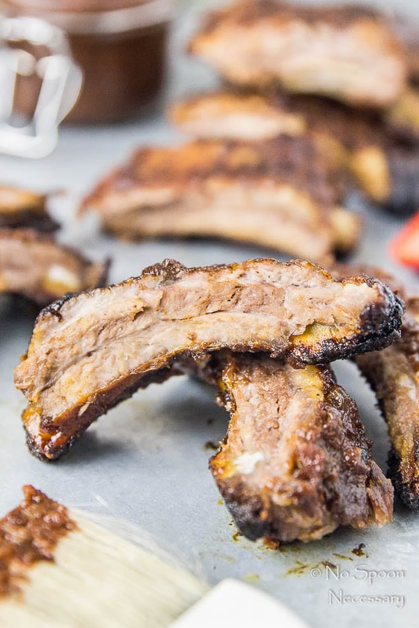 Jalapeno & Roasted Strawberry BBQ Sauce Baby Back Ribs-141