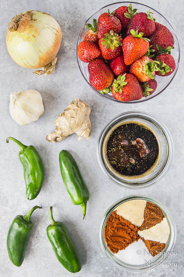 Jalapeno & Roasted Strawberry BBQ Sauce Baby Back Ribs-18