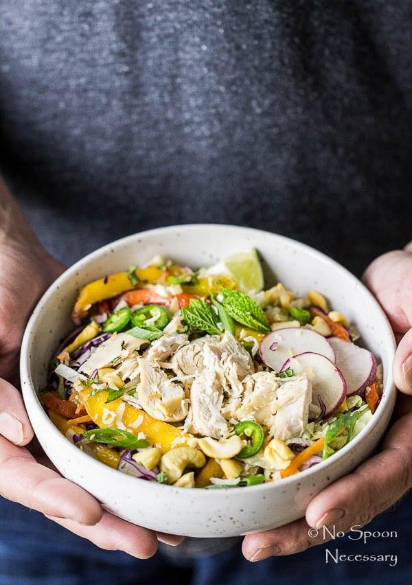 Thai Cashew & Mango Slaw Salad-151