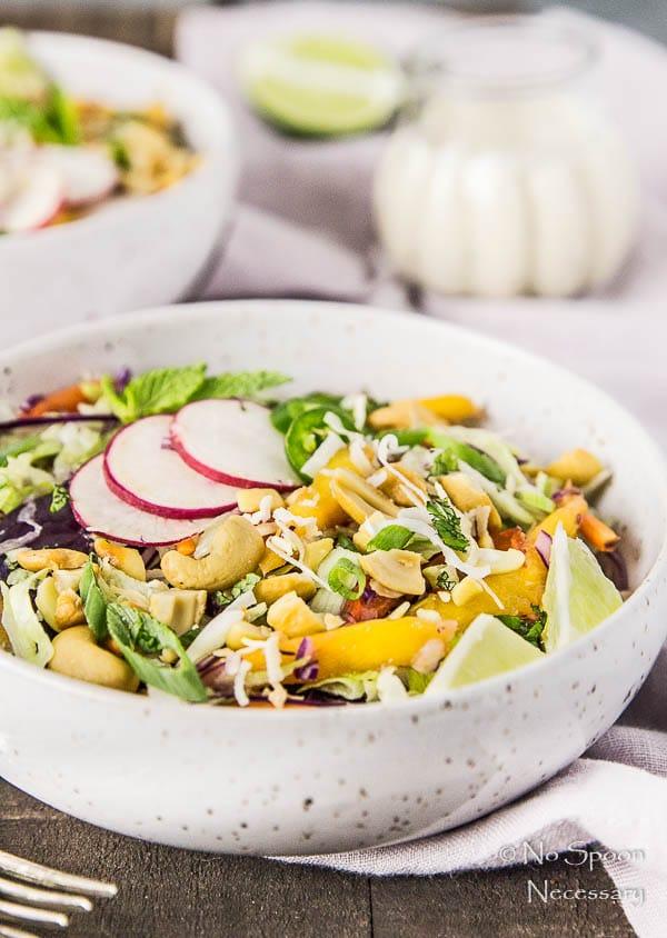 Thai Cashew & Mango Slaw Salad-96