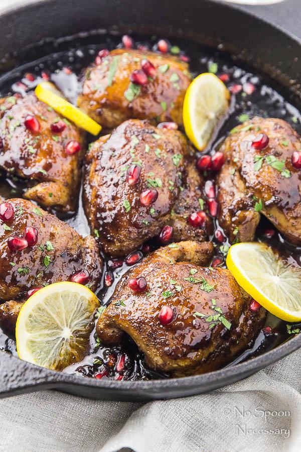 Bone in chicken thigh recipes nzone