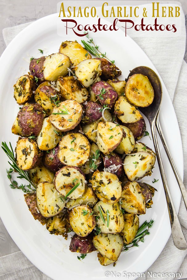 herb red potatoes