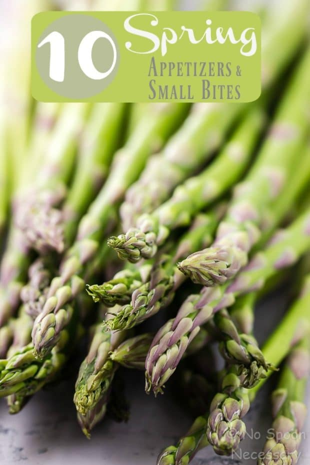 10 Spring Appetizers & Small Bites5