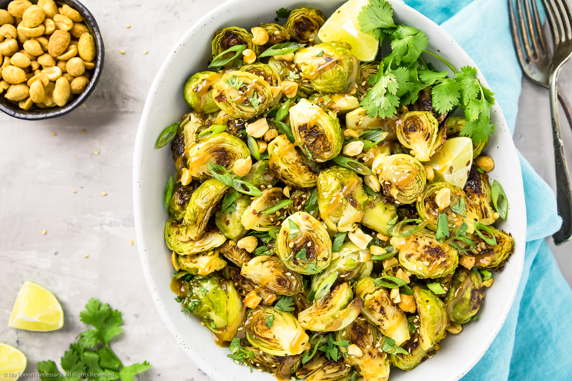 Asian Brussel Sprouts Recipe
