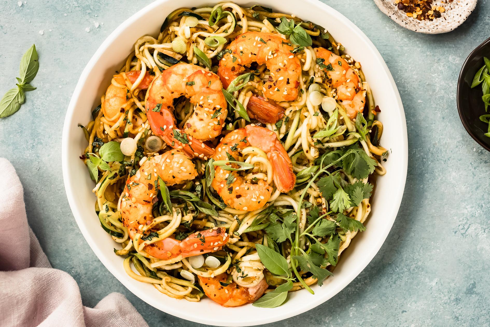 Healthy Vegetable Noodle Stir Fry