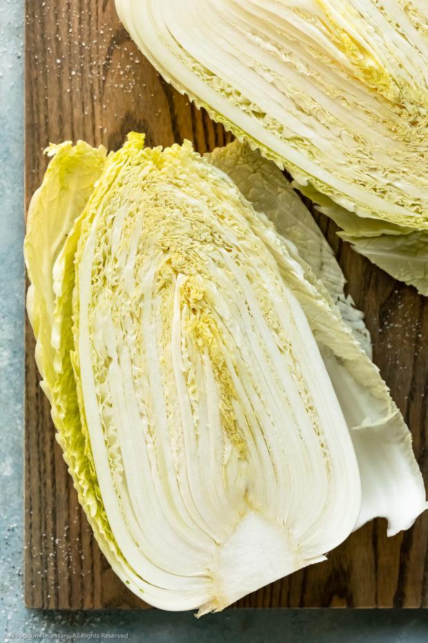 Stir Fried Cabbage Recipe No Spoon Necessary