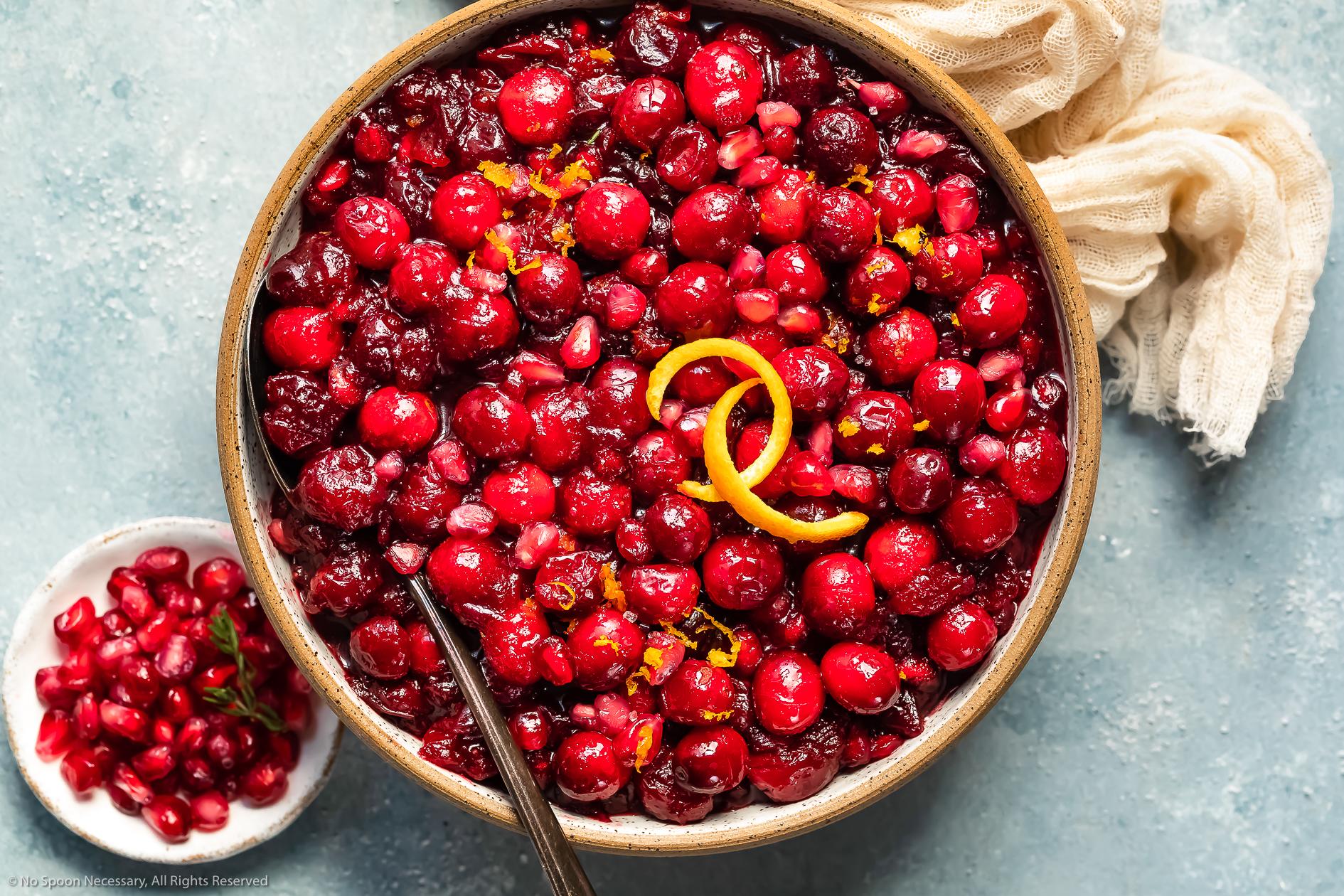 Orange Cranberry Relish Recipe